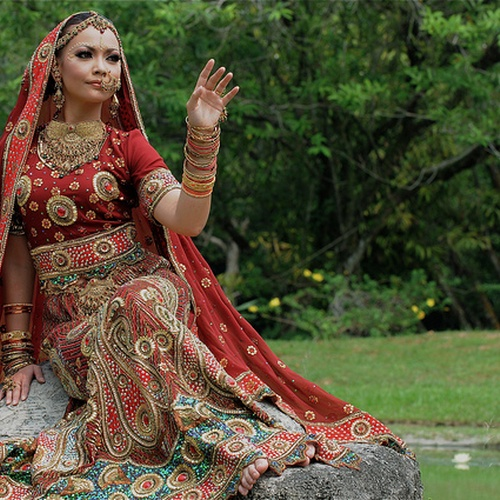 Wearing traditional dress and tribal - Bucket List Ideas