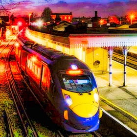Travel with an Overnight Train - Bucket List Ideas