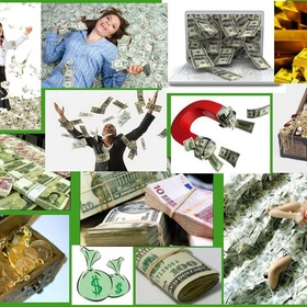 Make alot of money from being a job - Bucket List Ideas