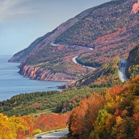 Drive the Cabot Trail in Fall - Bucket List Ideas