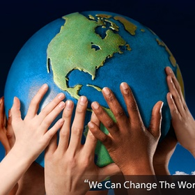 Change the World - Bucket List Ideas