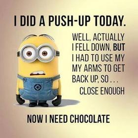 Do 100 consecutive pushups - Bucket List Ideas
