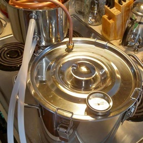 Make vodka - Bucket List Ideas