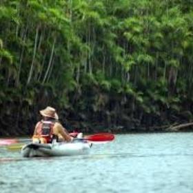 Conoe/kayak the Amazon River - Bucket List Ideas