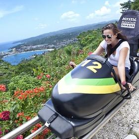 Bobsled down mystic mountain in jamaica - Bucket List Ideas