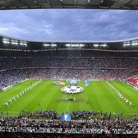 Visit Champions League Final - Bucket List Ideas