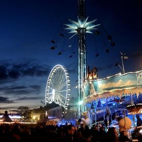 Visit Winter Wonderland in London - Bucket List Ideas