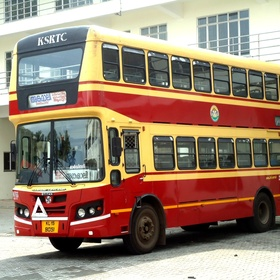 Ride on a double decker bus - Bucket List Ideas