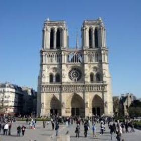 Visit the notre dame cathedral, paris - Bucket List Ideas