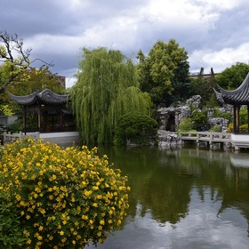 Visit the Lan Su Chinese Garden in Portland,OR - Bucket List Ideas
