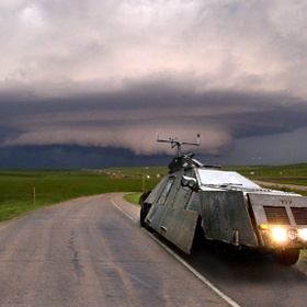 Chase A Tornado - Bucket List Ideas