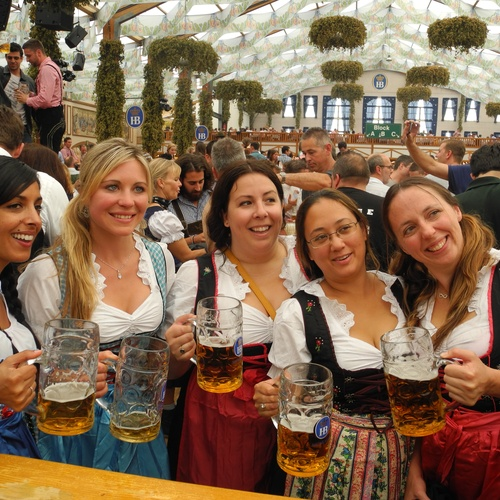 Oktoberfest - Bucket List Ideas