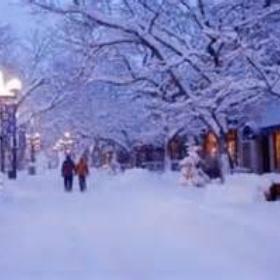 "Have a ""white christmas"" - Bucket List Ideas"