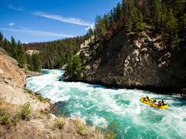 Go whitewater rafting in Maine - Bucket List Ideas
