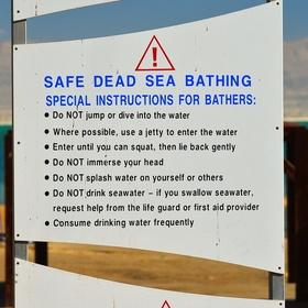 Swim/float in the dead sea - Bucket List Ideas