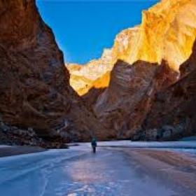 Complete the chadar trek - Bucket List Ideas