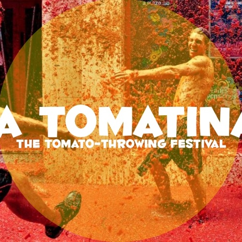 Join a La Tomatina Festival (World's Biggest Food Fight) in Buñol, Valencia, Spain - Bucket List Ideas