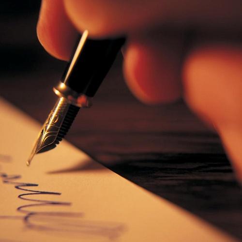 Write a screenplay - Bucket List Ideas