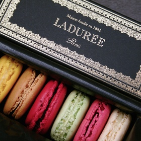 Have a Macaron at Laduree - Bucket List Ideas