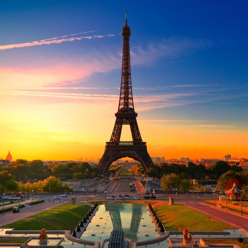 Go to Paris - Bucket List Ideas