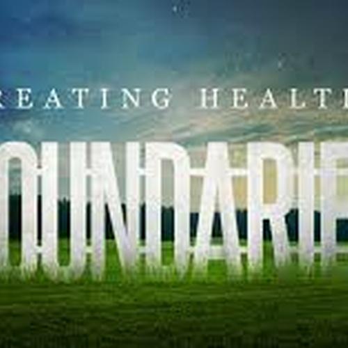 Create Healthy Boundaries - Bucket List Ideas