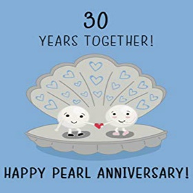 Celebrate Our Pearl Anniversary - Bucket List Ideas