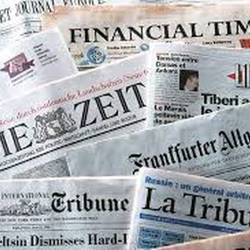 Be in a newspaper - Bucket List Ideas