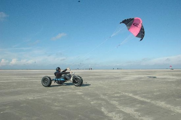 Go Kite Buggying - Bucket List Ideas