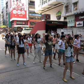 Be a part of a flash mob - Bucket List Ideas
