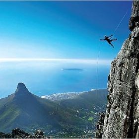 Go Abseiling Down Table Mountain - Bucket List Ideas