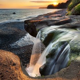 Go to Sandcut Beach in Vancouver, Canada - Bucket List Ideas