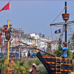 Caravan holiday to Great Yarmouth - see the sights - Bucket List Ideas