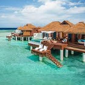 Stay in a bunaglow in the Carribean - Bucket List Ideas