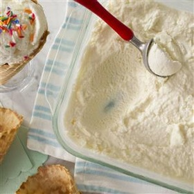 Make a homemade ice cream - Bucket List Ideas