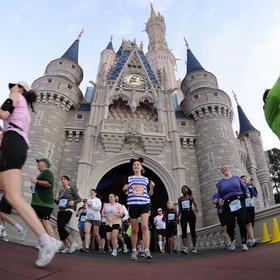 Run the Disneyland Half Marathon - Bucket List Ideas