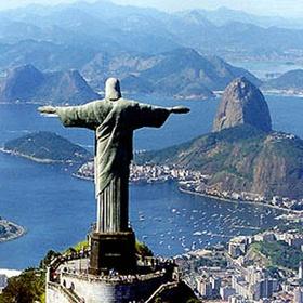 Brazil - Rio De Janeiro - The Christ Statue - Bucket List Ideas