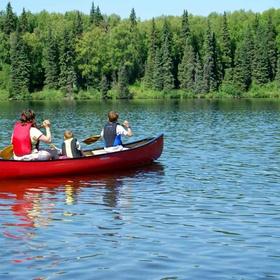 Go canoeing - Bucket List Ideas