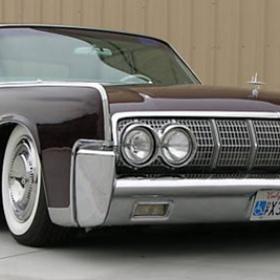 Buy a classic Lincoln Continental - Bucket List Ideas