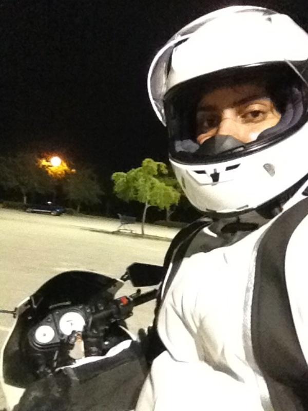Buy a Motorcycle - Bucket List Ideas