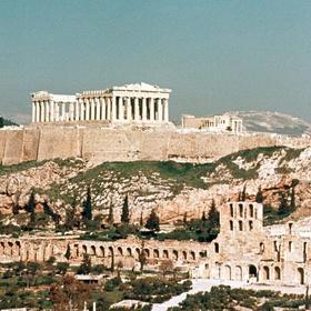 The Acropolis in Greece - Bucket List Ideas