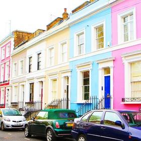 Visit Notting Hill, London - Bucket List Ideas