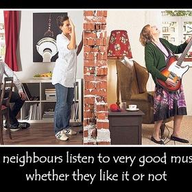 Make friends with my neighbors - Bucket List Ideas