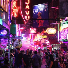 VISIT THE RED - LIGHT DISTRICT IN THAILAND - Bucket List Ideas