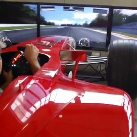 Drive an F1 simulator @ Vortex Racing in Montreal - Bucket List Ideas