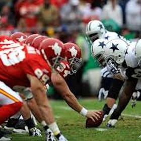 Chiefs Cowboys football - Bucket List Ideas