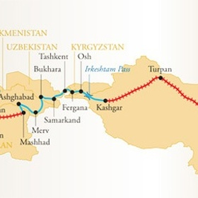 Travel the Silkroute - Bucket List Ideas
