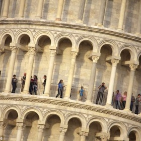 Go inside The Leaning Tower of Pisa ~Italy - Bucket List Ideas