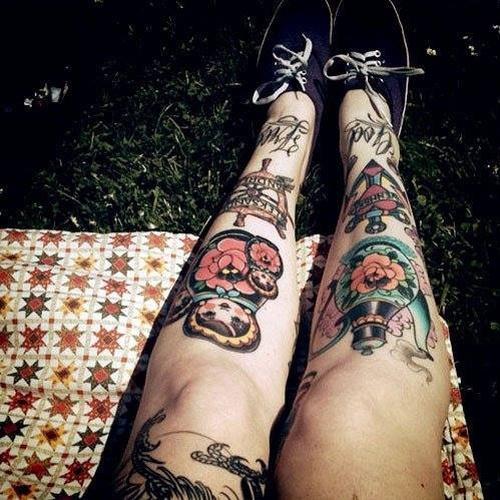 Tattoo - Bucket List Ideas