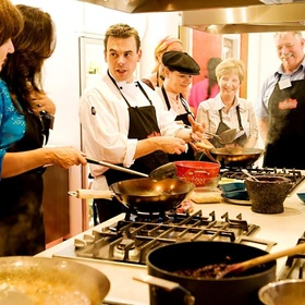 Take a Professional Cooking Class - Bucket List Ideas
