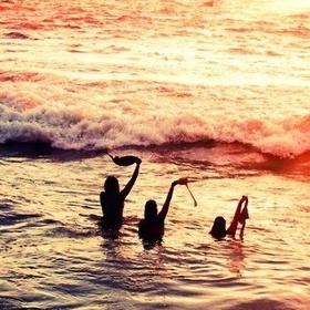 Skinnydip in the ocean - Bucket List Ideas